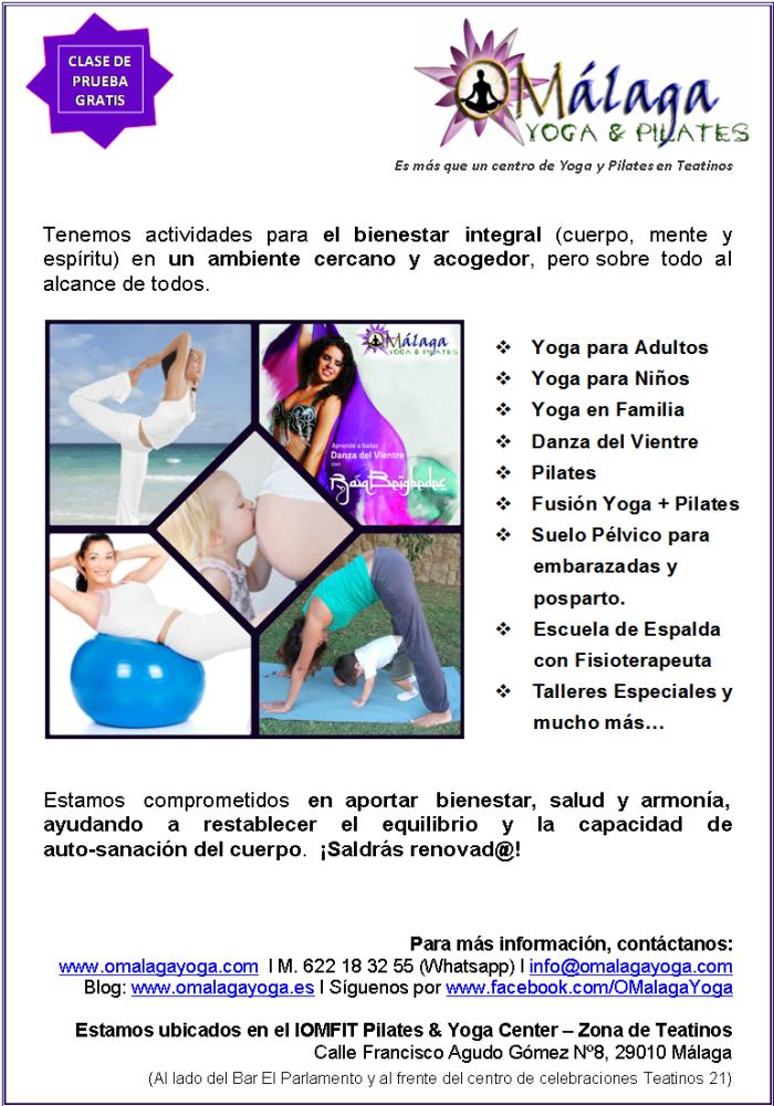 OMalagaYoga&Pilates