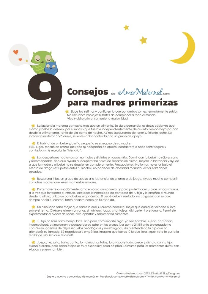9 Consejos