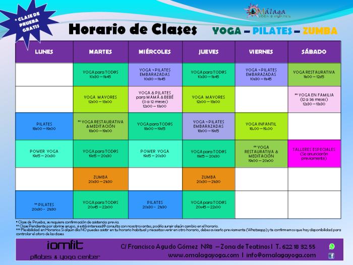 Horario_OMalaga_Yoga_Sept14