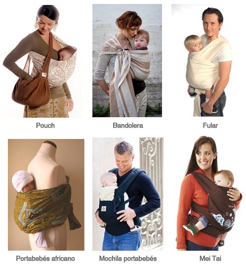 portear-bebe